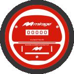 Minisplit mirage x2 20% de ahorro en electricidad